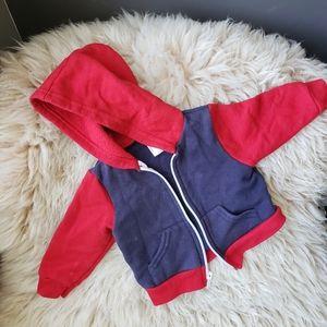 Baby American Apparel Hoodie Sweatshirt Vintage AA